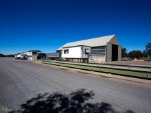 Weighbridge overlooking Teststand 2013